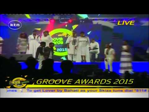 Artistes combine effort to serve GOD at Groove Party