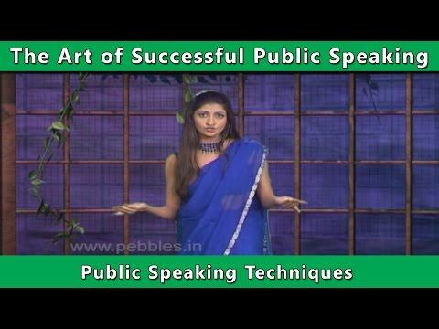 Public Speaking Techniques | English Speaking Course