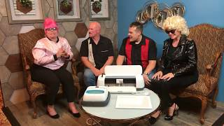 Cricut Maker Spotlight live