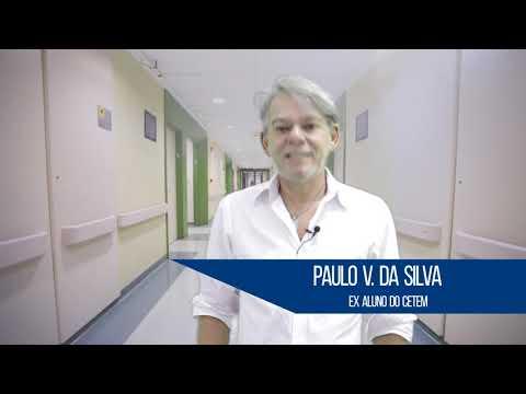 CETEM - Depoimento do aluno Paulo