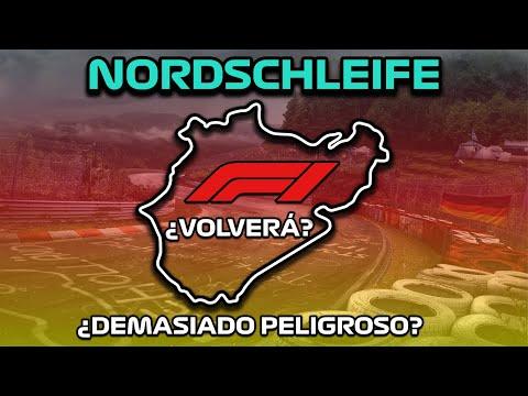 NORDSCHLEIFE 💥 El CIRCUITO MÁS PELIGROSO 🛑 ¿Volverá la FORMULA 1 al INFIERNO VERDE? Nurburgring 2020