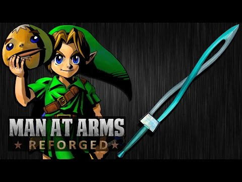 Link's Fierce Deity Sword (Legend of Zelda: Majora's Mask)