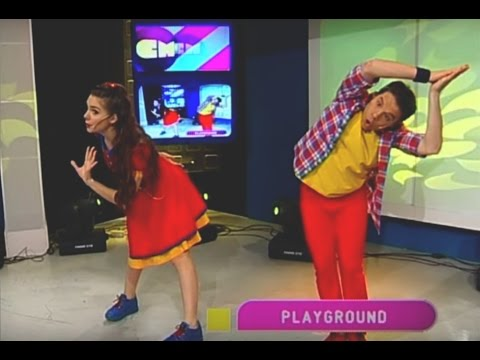 Playground video Congelados - Estudio CM 2015