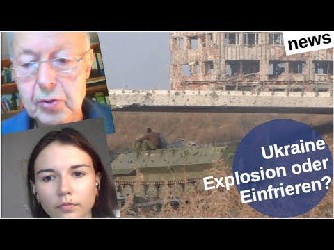 Ukraine: Explosion oder Einfrieren? [Video]