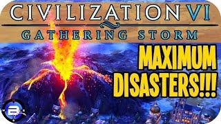 Let's Play Civilization 6 Gathering Storm - Schweden #8: Die