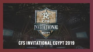 CFS INVITATIONAL EGYPT 2019 Winners Match