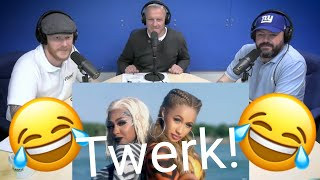 City Girls - Twerk ft. Cardi B (REACTION!!) | OFFICE BLOKES REACT!!