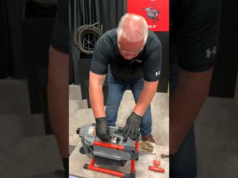 RIDGID Jobsite Live: Sectional Drain Cleaning Machines