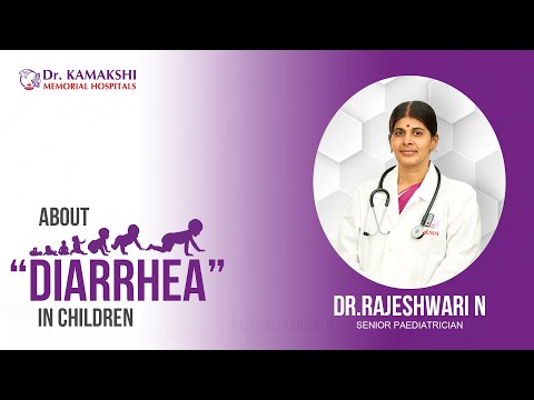 drkmh-Dr.Rajeshwari | About Diarrhea in Children