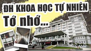 """Unifun6 : Đại học Khoa Học Tự Nhiên (HCMUS) : """"Học KHTN ra thì nhớ gì???"""""""