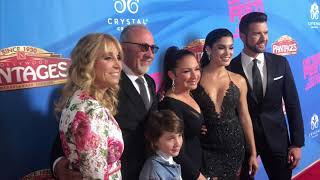 Emilio & Gloria Estefan attend Opening Night of ON YOUR FEET in Los Angeles, CA.