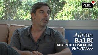 Adrián Balbi - Gerente Comercial de Vetanco