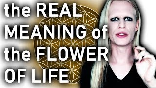 The REAL MEANING Of The FLOWER OF LIFE - What Is Sacred Geometry?