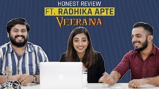 MensXP: Honest Veerana Review Ft. Radhika Apte From Ghoul | What We Thought About The Movie Veerana