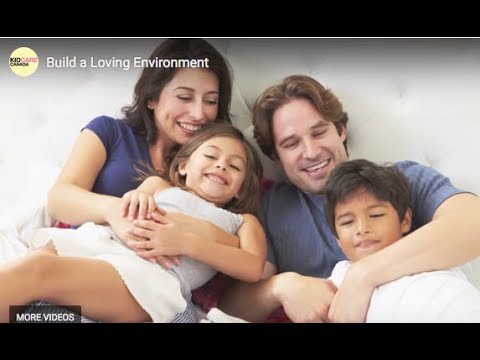 Build a Loving Environment