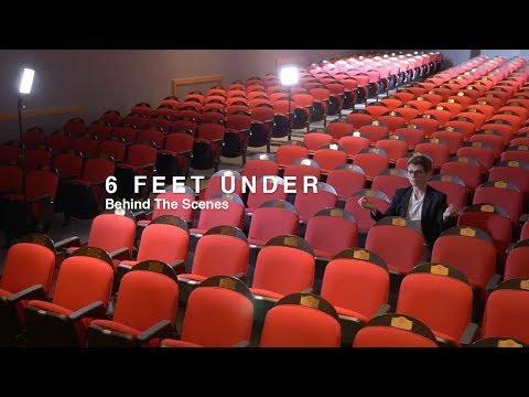 6 Feet Under BTS
