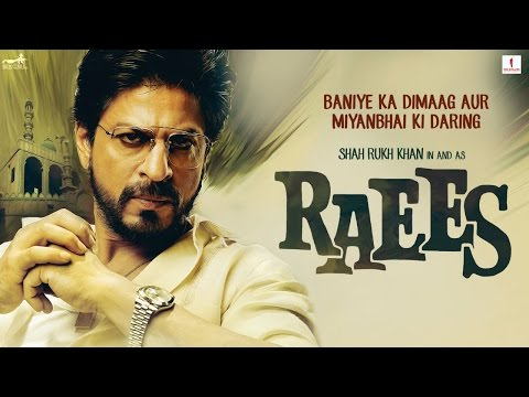Raees Movie Trailer
