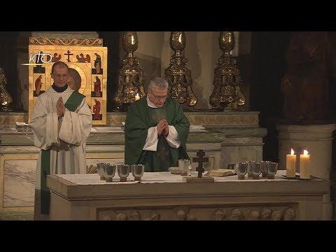 Vêpres et messe du 3 février 2018
