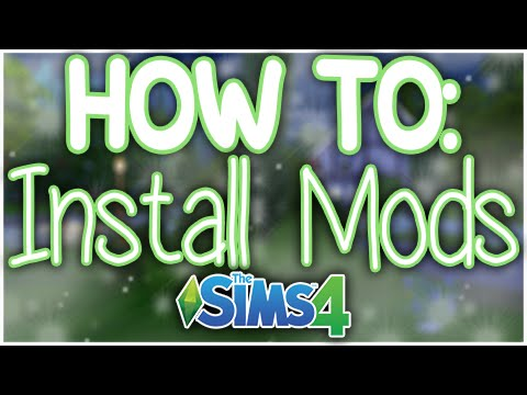 The Sims 4 | How To: Install Mods And Custom Content Mp3