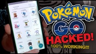 HOW TO HACK POKEMON GO! (Step By Step Guide)