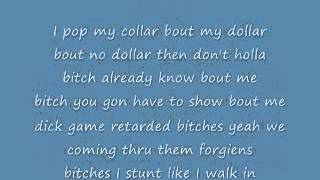 Lil Snupe Louie v Freestyle part 4 Lyrics
