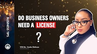 HOW TO GET THE REQUIRED LICENSES AND PERMITS FOR YOUR BUSINESS