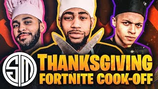 TSM Fortnite Cook-Off | Thanksgiving Edition 旅