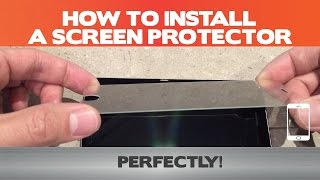 How To Install ANY Screen Protector PERFECTLY - 10 Steps ( Plus 3 Pro-Tips)