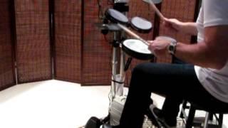Spandau Ballet - Paint Me Down [drum cover]