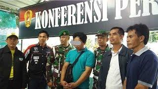 Dites Baca Teks Pancasila, TNI Gadungan Ternyata Tak Hafal
