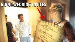 You Won't Believe Who Is COMING To Our WEDDING..