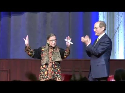 Louis D. Brandeis: The Supreme Court and American Democracy featuring Ruth Bader Ginsburg