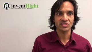 Learn What Tushar Learned From inventright