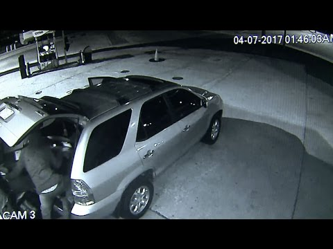 ATM stolen from Waukesha gas station