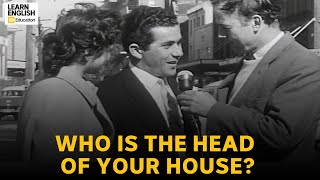 Who is Head of Your House?