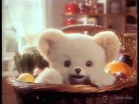 Kuschelweich Werbung Bär 1990
