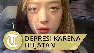 Nyinyiran Netizen Membuat Sulli Mantan f(x) Depresi