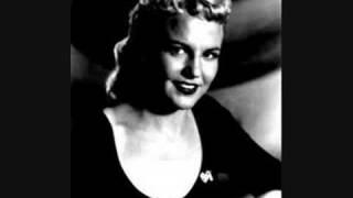 I Got It Bad (And That Ain't Good) - Peggy Lee/Benny Goodman