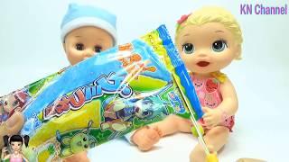 Thơ Nguyễn - Búp bê chơi đồ chơi Nhật Bản tuyệt diệu