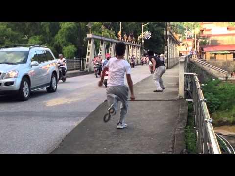 Parkour - Freerunning Hà Giang, chất như nước cất luôn ạ