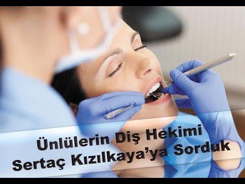İmplant yapım zamanı. Kemik erimesi ve implant diş.