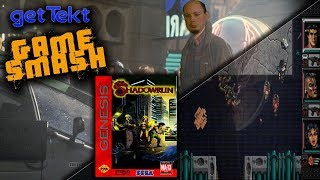 Shadowrun: gameSmash Sega retro Gameplay