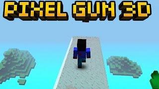 NEW PARKOUR RACE MINI-GAME!! | Pixel Gun 3D 12.0