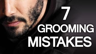 7 Grooming Mistakes Men Make - Mans Guide To Better Facial Hair Care - Facial Hair Tips For Man