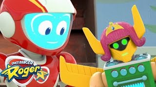 Space Ranger Roger   Fix The Broken Toys   2017 Cartoons For Children   Cartoons For Kids