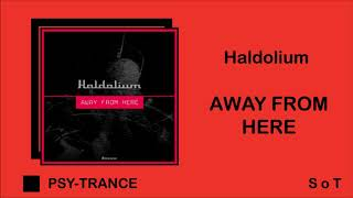 Haldolium - Away From Here (Extended [Blue Tunes Records]