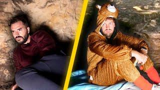 Une nuit dans une grotte