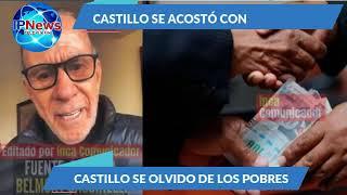 """RICARDO BELMONT: """"CASTILLO SE ACOSTO CON EL ENEMIGO"""""""