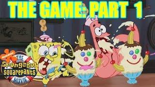The Spongebob Squarepants Movie (The Game) - Part 1 - GCD200