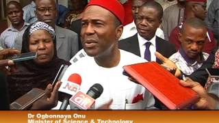 Minister of Science and Technology Speaks on Commercialization